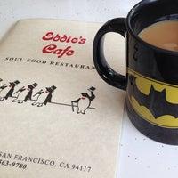 Photo taken at Eddie's Cafe by AJ R. on 4/12/2014
