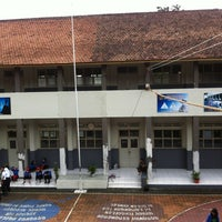 Photo taken at SMA Kartika Siliwangi 1 Bandung by Azis W. on 7/13/2013