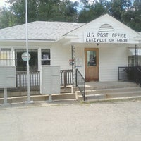 Photo taken at U. S. Post Office Lakeville by Larry M. on 7/24/2013