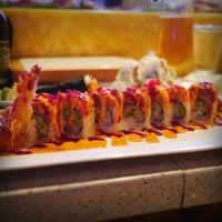 Photo taken at Hane Sushi by Ryan C. on 6/4/2013
