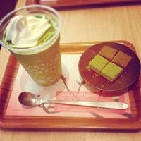 Photo taken at nana's green tea イオン熱田SC店 by Tomiya R. on 3/27/2014