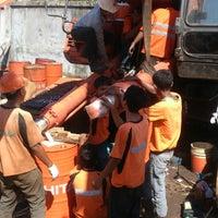 Photo taken at PT. Hexindo Adiperkasa Tbk (Hitachi Heavy Equipment) by Gilang d. on 7/2/2014