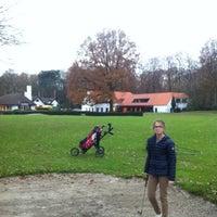 Photo taken at Royal Antwerp Golf Club by Jennifer W. on 12/1/2013