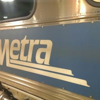 Photo taken at Metra UP-NW Train 631 by Jean-Marie C. on 6/25/2013