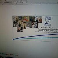 Photo taken at Centar za zdravstveni menadzment by Aljosa I. on 8/23/2013