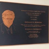 Photo taken at Purdue University Calumet -Powers Building by Sahar H. on 5/28/2014