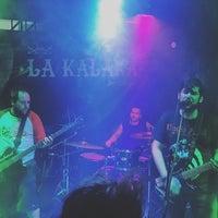 Photo taken at La Kalaka Bar by Francisco C. on 10/17/2016