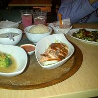 Photo taken at Rice Bowl by Yulian A. on 7/22/2013