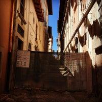 Photo taken at Corso Vittorio Emanuele II by Roberto F. on 8/20/2015
