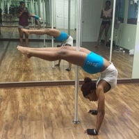 Photo taken at TC Dance Academy by TCDance A. on 7/25/2014
