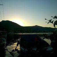 8/4/2013 tarihinde Şule C.ziyaretçi tarafından Selimiye Marina'de çekilen fotoğraf