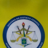 Photo taken at Gabinete SSP by Fábio B. on 7/22/2013