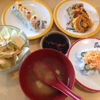 Photo taken at Bodeli Sushi by Amy T. on 11/14/2014