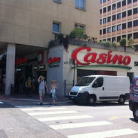 Photo taken at Casino Supermarché by Christophe B. on 7/4/2013