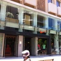 Photo taken at Nike Store Monte Carlo by Christophe B. on 7/5/2013