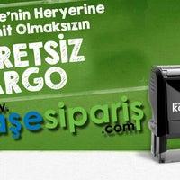 Photo taken at KaşeSipariş.com | Türkiye'nin Online Kaşe Sipariş Sitesi by Ceyhun S. on 3/22/2014