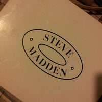Photo taken at Steve Madden by Marina M. on 7/10/2013