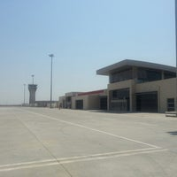 Photo taken at Şırnak Şerafettin Elçi Airport (NKT) by Anıl K. on 8/29/2013