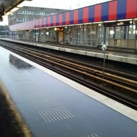 Photo taken at Metrostation Hoogvliet by Marco P. on 7/9/2014