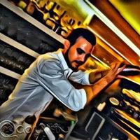 Photo taken at Castelvetrano by Restaurant Cocktail Bar Agorazein  Selinunte w. on 7/21/2014