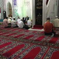 Photo taken at Haydarpaşa Camii by Hasan B. on 7/14/2013