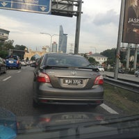 Photo taken at Federal Highway by Lim K. on 1/10/2013
