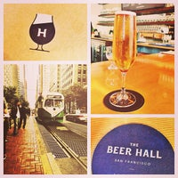 Photo taken at The Beer Hall by Courtney K. on 9/4/2013