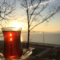 Photo taken at Tepe Cafe by Sevda A. on 3/24/2017