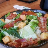Photo taken at The Pizza Company by Vicky S. on 4/29/2018