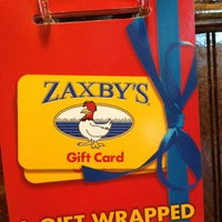 Photo taken at Zaxby's Chicken Fingers & Buffalo Wings by Gus E. on 7/18/2013