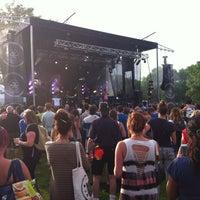 Photo taken at Parc du Pélican by Stéphane A. on 6/23/2014