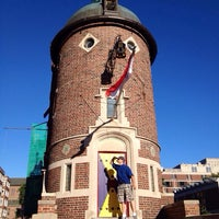 Photo taken at The Harvard Lampoon by kugolf2004 on 2/8/2014