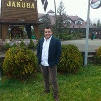 Photo taken at Karczma u Jakuba by Buğra Ü. on 11/23/2013