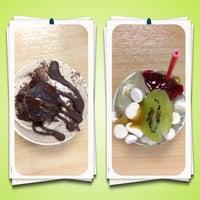 Photo taken at Giapo Ice Cream by Mira S. on 7/11/2013
