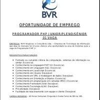 Photo taken at BVR Negócios e Consultoria by Sara D. on 9/11/2013