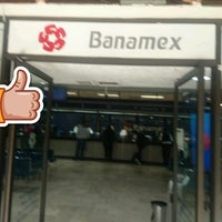 Photo taken at Banamex by CONY Á. on 3/27/2017