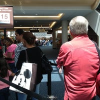 Photo taken at US Airways Check In by Vicky H. on 9/15/2013