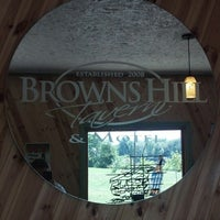 Photo taken at Brown Hill Tavern by Tyler B. on 9/4/2013