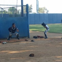 Photo taken at MLB Urban Youth Academy by Frank G. on 6/6/2014