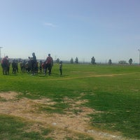 Photo taken at Ranchos Del Sol Park by Michelle S. on 8/3/2013