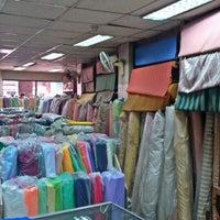 Photo taken at Anjo Furnishing Fabrics by Jose L. on 2/21/2014
