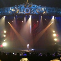 Photo taken at CRISS ANGEL Believe by Pancho C. on 9/12/2013