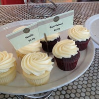 Photo taken at Jones Bros. Cupcakes by Brandee A. on 1/13/2013