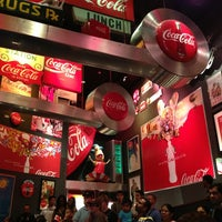 Photo taken at World of Coca-Cola by Nosa ء. on 7/3/2013
