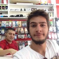 Photo taken at BEYOGLU GSM by Mert F. on 8/24/2014