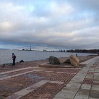 Photo taken at Морской причал by Константин С. on 11/3/2013