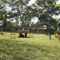 10/21/2012 tarihinde Amanda M.ziyaretçi tarafından Clube Telecamp'de çekilen fotoğraf