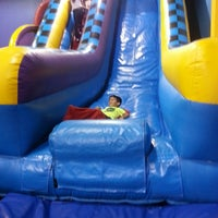 Photo taken at Pump It Up by Scott B. on 9/27/2014