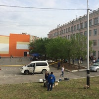 Photo taken at Школа №33 by Антонина П. on 6/6/2014