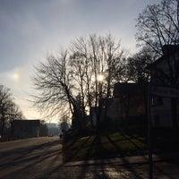 Photo taken at Haderslev by Karoline T. on 2/3/2014